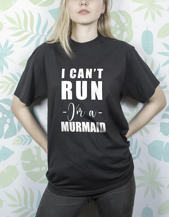Syrena Koszulka Tshirt Przysłowia śmieszne Koszulki śmieszne Syrenka Tshirt śmieszne Koszulki Przysłowia Tshirt Sztuki Koszula Dziewczyny Tshirt