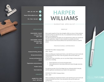 creative resume etsy