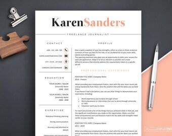 Resume package | Etsy