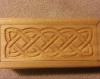 Celtic Cigarette Case