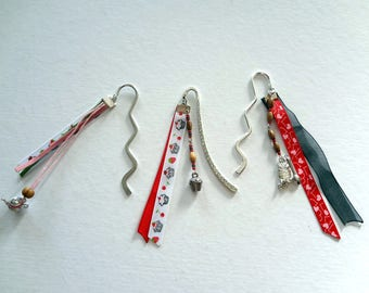 New designs! Bookmark for reading and cooking enthusiasts