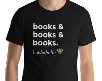 Bookaholic shirt, book lover shirt, Bookaholic tee, I Am A Bookaholic, Bookaholic tshirt, bookworm shirt, book nerd shirt, book shirt