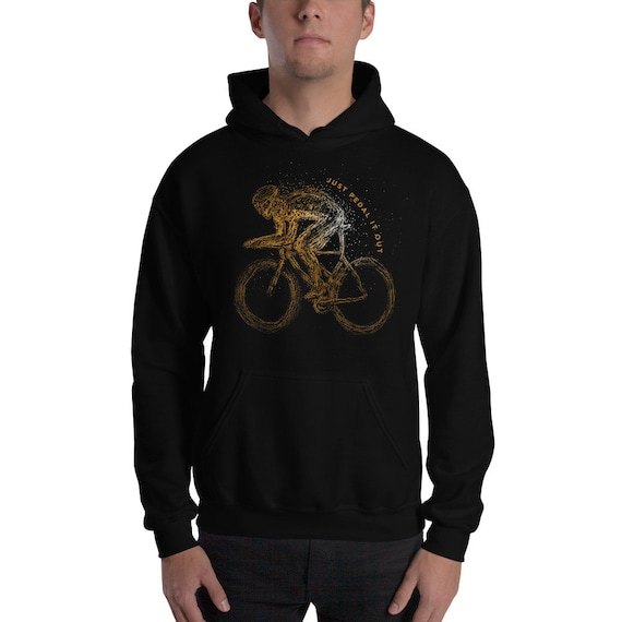 Cycopath Hoodie Funny Cycling Biker Gift Him Her Mum Dad Birthday Xmas