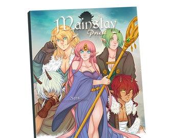 Mainstay - Manga by Sora (Oneshot)