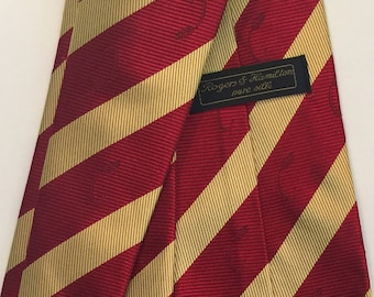 ROGERS & HAMILTON corporate tie