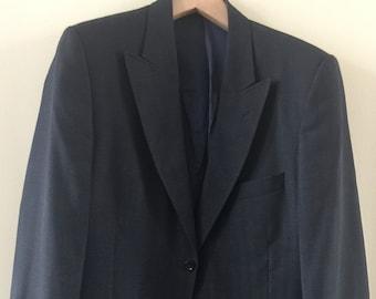GENTILUOMO virgin wool blazer