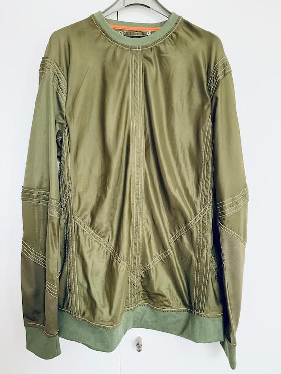 MAHARISHI nylon sweatshirt