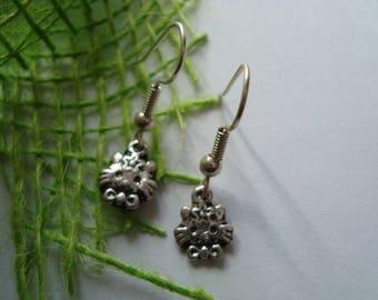 Cat Head earrings