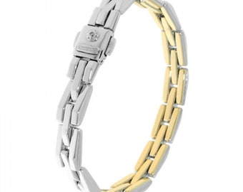 Chimento 18k two tone gold bracelet