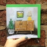 Ercol Windsor Sideboard, Mid Century Furniture, Scandi Decor, Retro Cards