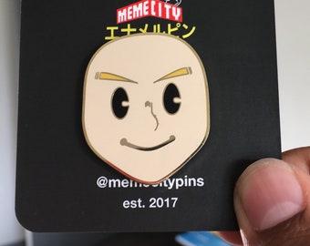 Meme City Pins