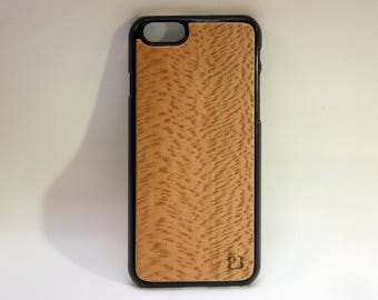 Case for Iphone 6 / 6s wood inlay