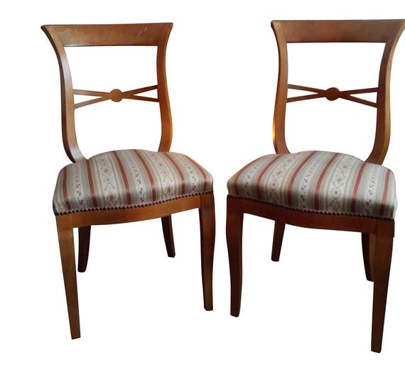 Pleasant Vintage Mid Century Modern Italian Dining Chairs By Designer Phillip Selva Ibusinesslaw Wood Chair Design Ideas Ibusinesslaworg