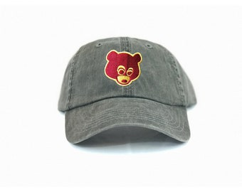 45645c7fce03a Washed Black - College Dropout Bear