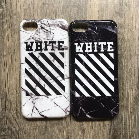 sneakers for cheap f5813 f3403 Off White TPU Custom iPhone Cases apple iPhone 6 | iPhone 6s Plus | iphone  7 | iphone 7 plus | iphone 8| iphone 8 Plus Iphone X boost 350