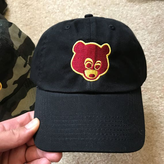 All Colors College Dropout Bear Yeezy Yeezus Kanye  aeb2f50b10a