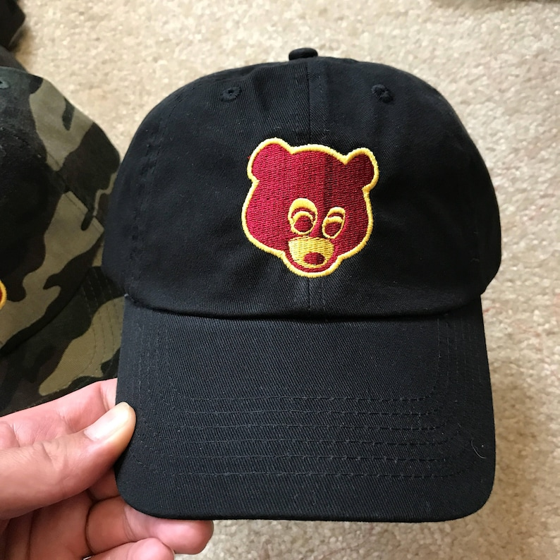 be8877eff98 All Colors College Dropout Bear Yeezy Yeezus Kanye