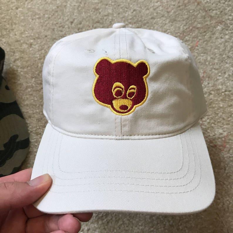 Tan College Dropout Bear Yeezy Yeezus Kanye  f6171992806