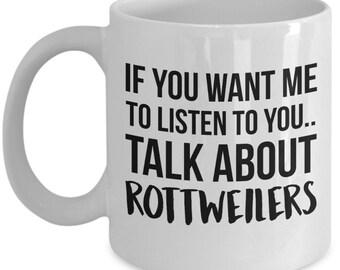 Rottweiler Gift, Rottweiler Mug, Rottweiler Mom, Rottweiler Lover, Rottweiler Coffee Mug, Funny Rottweiler, Rottweiler Owner, Rottweiler