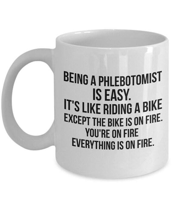 Phlebotomist gift Phlebotomist graduation present Phlebotomist charm European