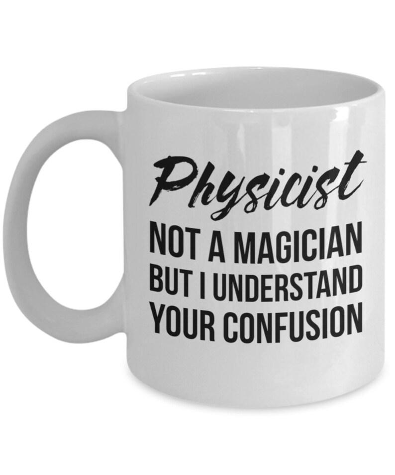 Physiker Becher Physiker Geschenk Geschenk Fur Physiker Etsy