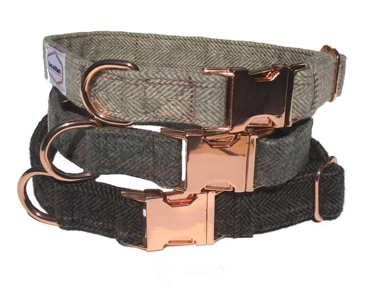 The Bailey Line  High Fashion Dog Collars image 0