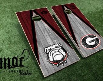 NCAA Collegiate Wrap Sunglasses Georgia Bulldogs