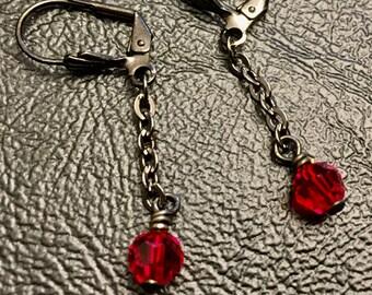 Embers of Intensity Earrings
