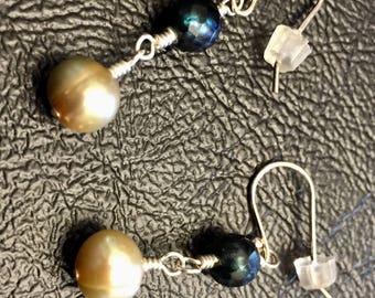 Seafaring Maiden Earrings