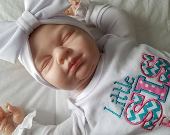 Reborn baby girl !!! Easton kit! Comes with tons of extras ! Customisable painted hair !!