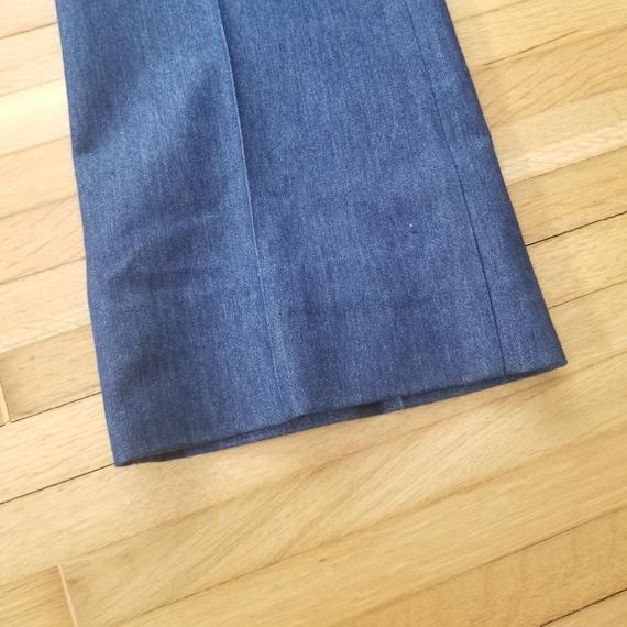 Vintage 1970's Lee Western Suit Pants / 41 x 28 /… - image 6