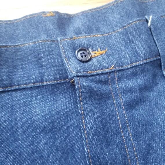 Vintage 1970's Lee Western Suit Pants / 41 x 28 /… - image 3