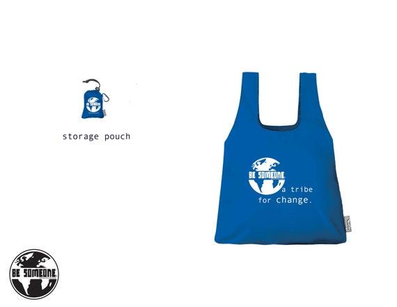 Reusable Grocery Bag, Reusable Tote Bag, Tote Bag, Produce Bag, Farmers Market Bag, Reusable Bag, Grocery Bag, Foldable Bag, Soft Bag, Ocean