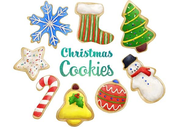 Sugar Cookie Clip Art