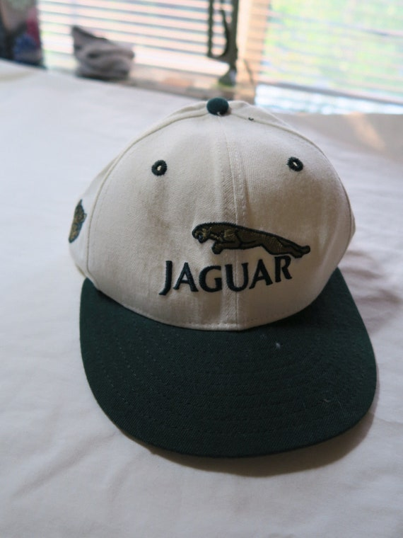 e3f90ff654e Vintage New Era Jaguar Racing Men s 7 1 8 Baseball Hat