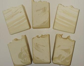 Peppermint Shampoo Bar Artisan Soap