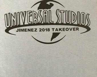c7dc6a01b Custom listing**Universal studios Family Vacation shirts