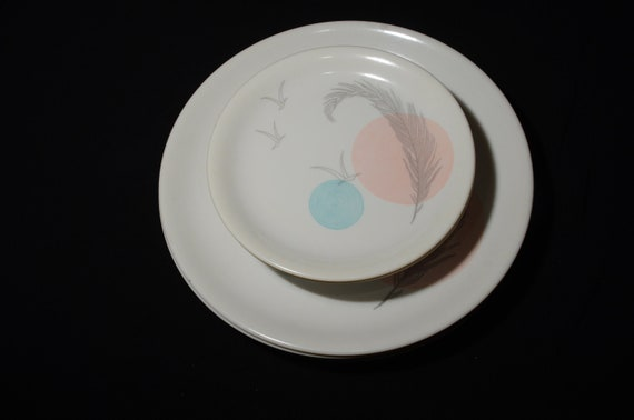 Vintage 11 Pieces Dinner Plate Lunch Plate Melmac Etsy