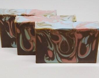 Handmade soap Cocoa