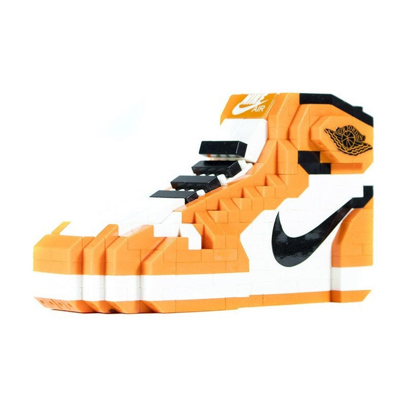 06a504daaffda Nike Air Jordan 1 SHATTERED BACKBOARD Sneaker Brick Lego