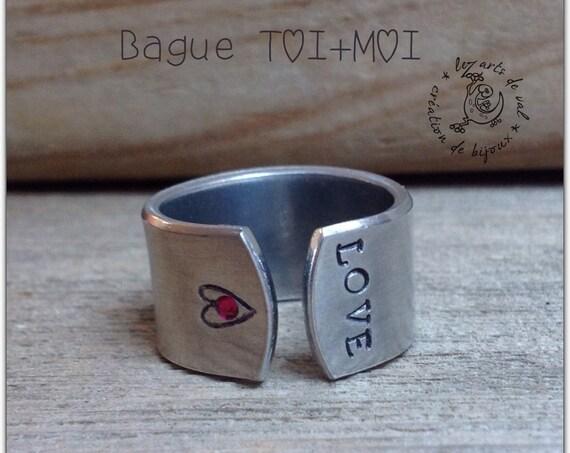 Bague TOI + MOI