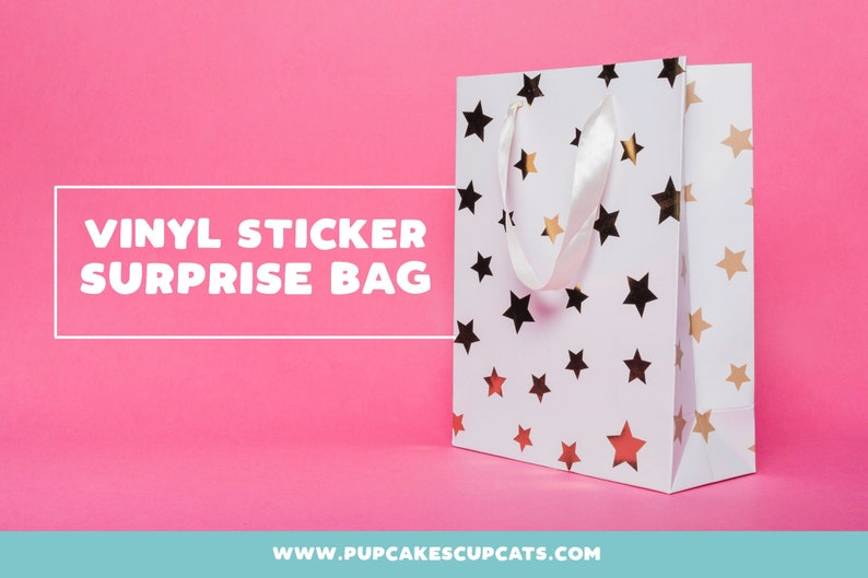 Funny Dog and Cat Sticker Surprise Pack  Cat Sticker Pug image 0