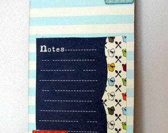 Block notes notebook