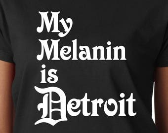 JaySinMyers  Presents  My MELANIN is DETROIT    #IJS