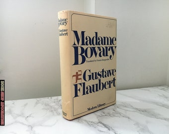 Madame Bovary by Gustave Flaubert (Modern Library - 1957)