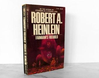 Farnham's Freehold by Robert Heinlein [1971 PAPERBACK]  Berkley Medallion // 4th Printing