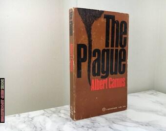 The Plague by Albert Camus (Vintage 1972 Paperback)