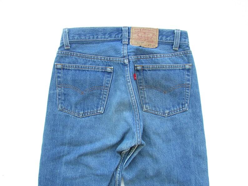 b2ce05b2 Size 29x34 80s Vintage Levis 501 Blue Stonewash Mom | Etsy