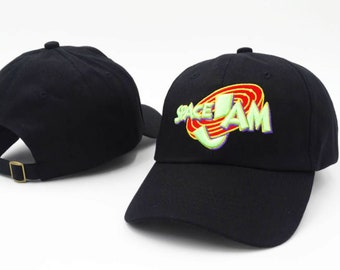 baa99f89ba5c7 Space Jam Baseball Cap Hat