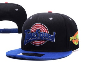 410a709a7fa Space Jam Tune Squad Baseball Hat Cap Embroidered Logo